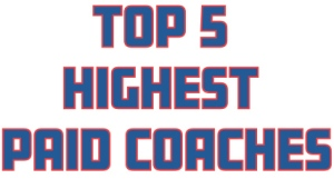 TOP 5 highest paid college football coaches