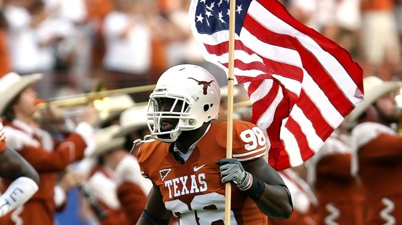 college football: Texas Longhorns football recruiting