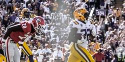 LSU Alabama Georgia Texas recruiting 2019