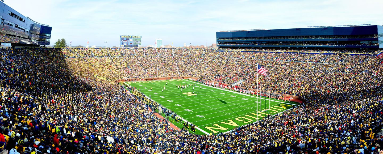 2019 College football biggest stadiums